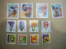 USA Used, 2003-05 Issues, 3 Sentenant Sets (12 Stamps),