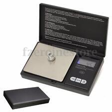 200g 0.01g LCD Peso Escala Bascula Balanza De Precision Digital Scales Joyería