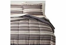 Multi Stripe Bed in a Bag with Sheet Set - Room Essentials size Full