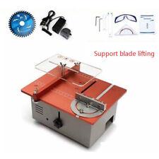 Mini DIY Table Saw Table Woodworking Cutting Machine Acrylic Wood PCB Cutter
