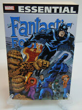 The Essential Fantastic Four Volume 4 Marvel TPB Trade Paperback Brand New 64 65