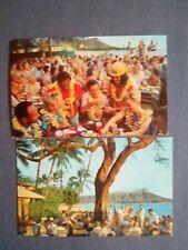 1960s Luau & Halekuani Hotel Hawaii by Hawaiian Services