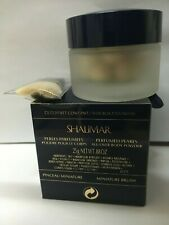 SHALIMAR by GUERLAIN PERFUMED PEARLS ALL OVER BODY POWDER 0.88 Oz 25g NEW