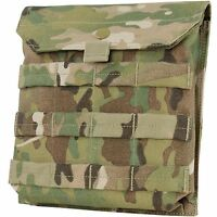 Condor MA75 Multicam Tactical Hunting MOLLE Side Plate Utility Accessory Pouch