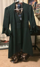 Hot Topic Harry Potter Textbook Overcoat Size Xs Brand New With Tags