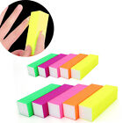 2PCS/5PCS Buffing Buffer Block Files Acrylic Pedicure Sanding Manicure Nail Art