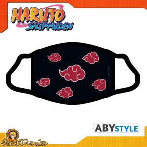 Face Mask Of Naruto Shippuden Akatsuki Or Organization Alba