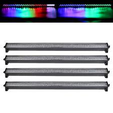 4PCS DMX Stage Light Bar 252 LED Wall Wash Lighting for Disco DJ Party Wedding