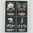 Scream 4-Movie Collection DVD Set - Scream 1 2 3 4 (Scre4m)