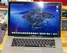"Apple MacBook Pro 15.4"" workstation bundle! 3TB HDD 16GB RAM+Hengedock station"