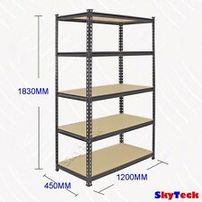 1.2M Steel Garage Storage Warehouse Shelves Shelving Racks  OZ2-G120K