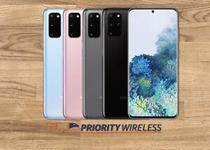 Samsung Galaxy S20+ Plus 5G SM-G986U 128GB/256GB/512GB Unlocked