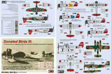 Rising Decals 72079 1/72 Donated Birds Pt.III Japanese Navy Aircraft
