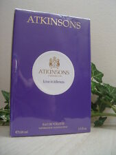 A VOIR !! LOVE IN IDLENESS ATKINSONS  100 ml sous blister