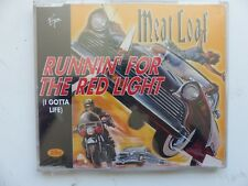 MEAT LOAF Runnin for the red light CD MAXI  4 titres