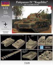 "Maco 1/72 Flakpanzer IV ""bala relámpago"" (7208)"
