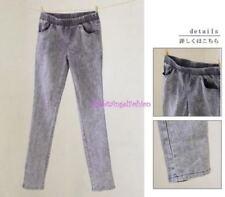 Jeans da donna blu senza marca taglia XS
