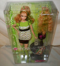 BARBIE TOP MODEL SUMMER RED HEAD BEAUTY HIGHLY DETAILED MODEL MUSE BODY NRFB