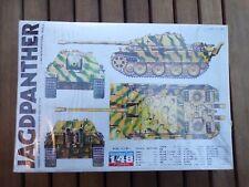 Vintage Bandai-Fuman 1/48 Jagdpanther