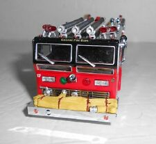 Very RARE Code 3 BACKDRAFT Chicago, IL 1970 Ward LaFrance Pumper E-17