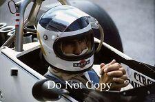Carlos Reutemann Martini Brabham BT44B Francés Grand Prix 1975 fotografía