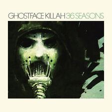 Ghostface Killah - 36 Seasons [New CD] Explicit, With Booklet