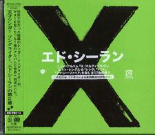 ED SHEERAN-X-JAPAN CD E20