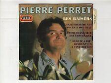 45 tours EP Pierre Perret Les baisers 1968 EXC+