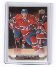2015-16 Upper Deck Series 1 Canvas Card # C45 Max Pacioretty Montreal Canadiens