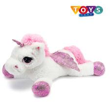 White Unicorn Plush Toy Girls Large 60 cm Jumbo Cuddly Kids Fairy Soft Teddy New