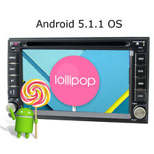 DAB Android 5.1 DVD GPS SAT NAV for NISSAN Juke PATHFINDER NAVARA QASHQAI PATROL