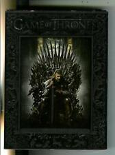 GAME OF THRONES Complete 1st Season, HBO fantasy TV, 5 used DVDs in case & box