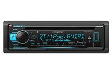 NEW Kenwood KDC-BT31 CD/MP3/WMA Player 13 Band EQ Bluetooth iHeart Pandora USB