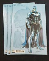 DC COMICS BATMAN #100 INC 1:25 JORGE JIMENEZ BATMAN CARD STOCK VARIANT JOKER WAR