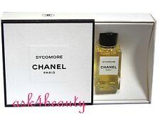 Sycomore By Chanel 0.12 oz / 4 ml Edt Splash Mini For Women New In Box