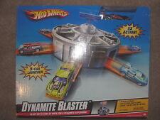Hot Wheels Dynamite Blaster Includes 1 Car NIB NEW Sealed HTF
