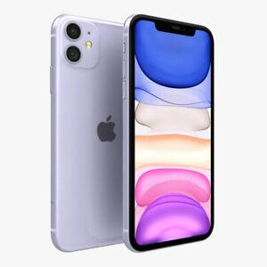 New Apple iPhone 11 - 64 GB - Unlocked - Purple - Apple Warranty - Bargain!