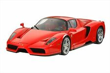 Tamiya 1/12 Big Scale Series No.47 Enzo Ferrari Plastic Model Kit 12047