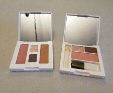 Lot 2 New Clinique Eyeshadow Palettes Duo Blush Bronzer Color Surge Rosewine