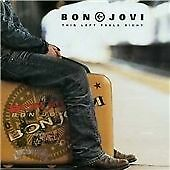 This Left Feels Right [Limited Edition With Bonus DVD], Bon Jovi, Very Good CD+D