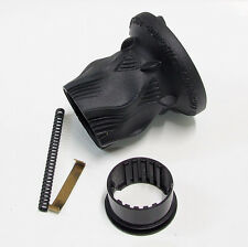 Sram X0 Left 3 Spd Micro Adjust Twist Shifter Grip Assembly, For 05-11 3x8/9 Spd