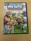 Mysims - Pc Dvd Computer Game - No Instructions