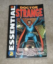 Doctor Dr. Strange Essential vol 2 Marvel comics TPB GN feat Avengers, Hulk