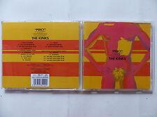 CD Album THE KINKS Percy GSA 0000510ESM