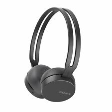WH-CH400 SONY Headphones Bluetooth NFC light CH400 Black Headset MIC Wireless