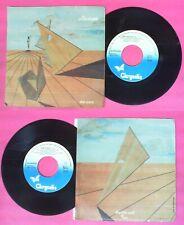 "LP 45 7"" ULTRAVOX The voice The thin wall 1981 italy CHRYSALIS 320 no cd mc dvd"