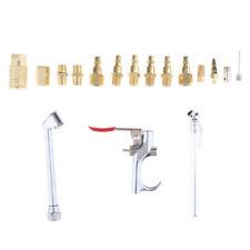 17 Stücke Air Tool Zubehör Kit Pneumatische Zinklegierung Kompressor