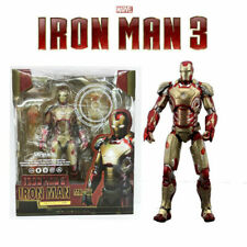 S.H.Figuarts Avengers Iron Man 3 Mark MK-42 SHF Collection Model Figure KO Toys
