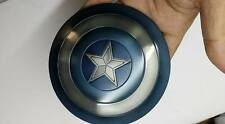 "1/6 Hot Toys MMS243 Winter Soldier CAPTAIN AMERICA Blue Metal Shield for 12"" fig"