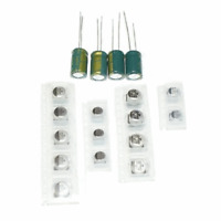 New All Required Replacement HQ Capacitors Repair Kit Recapping Amiga 1200 #649